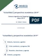 Actualidad y Perspectivas Economicas 2019 Vf