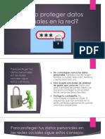 Cómo Proteger Datos Personales en La Red