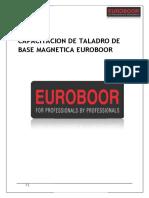 CAPACITACION EUROBOOR