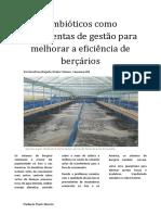 Farelo de Arroz Fermentado no controle da qualidade da agua.pdf