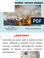 Neonicot y Abejas