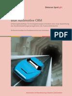 Blue Automotive CRM