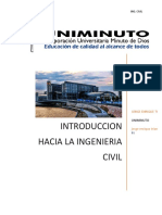 Introducción a La Ingenieria 2 2019-1