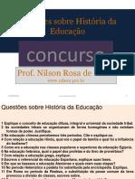 Uespar Historia Educacao Geral 2
