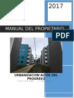 MANUAL DE MANTENIMIENTO ALTOS DEL PROGRESO.doc