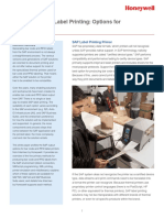 Options for Printing From Sap White Paper En