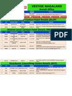 Vestige Nagaland Branch PDF - Dlcp