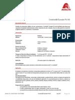 Corshield Esmalte PU HS - PDS - V3