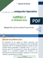 Investigación Operativa - Capítulo 3