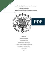 Manajemen Sumber Daya Manusia dalam Perusahaan.docx