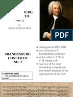 Brandenburg Concerto No. 2 1