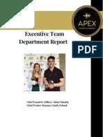 department report