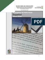 Cuadernillo de Ejercicos de Español