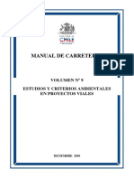 Manual de Carreteras Volumen 9a