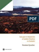 ClimateChangeAdaptation ExecSumm Spanish