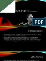Mario Benedetti incomparable anti-poeta.pptx