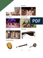 Danza Primitivadanza Folklorica