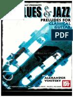 Vinitsky, Alexander- Preludes for classical guitar.pdf