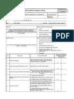 Anexo 4.1 Procedimiento de Trabajo Seguro