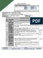 Programación de Período Promocional Presencial 1- 2 y 4º Avanzado- Cas