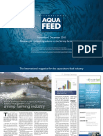 Critical ingredients to the Shrimp farming industry
