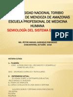 SEMIOLOGIA ENDOCRINO
