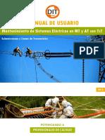SILABO - Mantenimiento de Sistemas Eléctricos en MT y at Con TcT