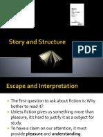 Perrine's Escape and Interpretation
