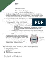 Aula 04 - Artrologia