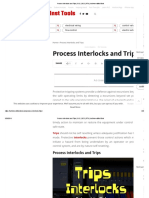 Process Interlocks and Trips _ PLC _ DCS _ RTU _ InstrumentationTools
