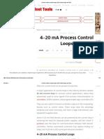 4-20 MA Process Control Loops _ DCS Control Loop _ Inst Tools