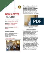Moraga Rotary Newsletter May 7 (002)