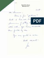 Biden/Stennis 1980 Letter
