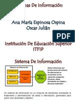 Analisis de Sistema de Informacion v Semestre