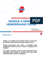 Dengue Fever Awareness Ppt
