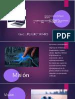 3-Evidencia Presentación Caso LPQ electronics.pptx