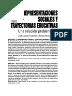 Castorina, Kaplan - Representaciones Sociales y Trayectorias Ed
