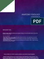 Materi Anatomi Sel Dan Sistem Organ
