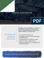 Diseño Estructural LRFD Cargas