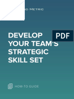 Develop Your Team's Strategic Skill Set
