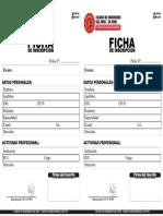 FICHA cip