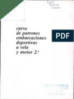 Curso de patrones de embarcacion deportiva a vela y motor 2ª.pdf