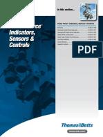 Fisher Pierce Indicators Sensors and Controls