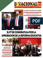 Unidad Nacional 15 de Mayo de 2019