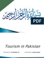 Presentation Tourism in Pakistan