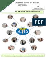Boletin Informativo Semillero de Invest Grup Atis
