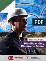 Planificación y diseño de minas