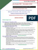 Current Affairs Pocket PDF - November 2018 by AffairsCloud.pdf