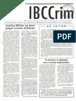Boletim IBCCRIM 5 JUN 1993