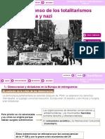 Tema 10- Historia. El Ascenso de Los Totalitarismos. El Nazismo